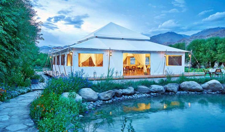 8 Best Luxury Camps and Hotels in Leh Ladakh