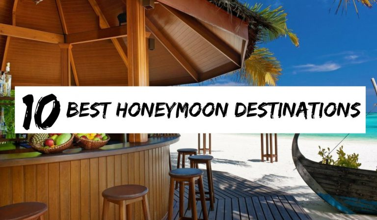 8 Romantic Hotels and Honeymoon Places in India