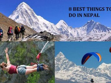 8 OF THE BEST THINGS TO DO IN NEPAL