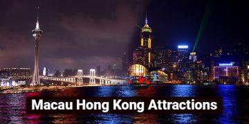 Hong Kong Macau attractions