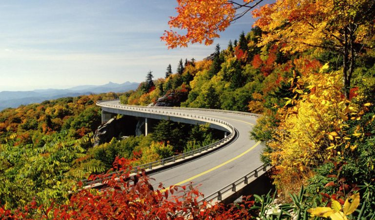 Top five Scenic Mountain Drives