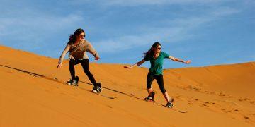 FEELING ABOUT BEING AT DESERT SAFARI DUBAI