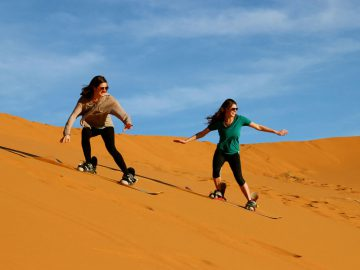FEELING ABOUT BEING AT DESERT SAFARI DUBAI
