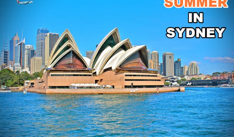 How To See Sydney This Summer?