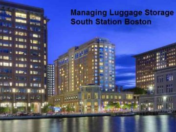 Managing Luggage Storage in South Station Boston
