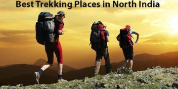 Best Trekking Places in North India