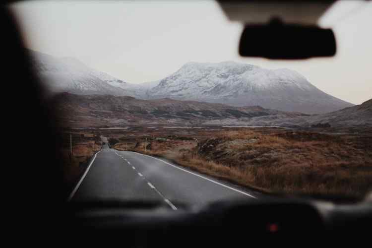 Car to See the Highlands