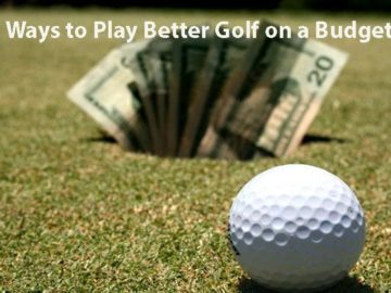 play golf in budget