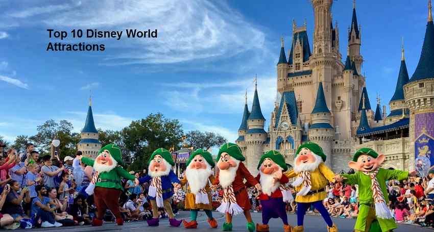 Disney World Attractions