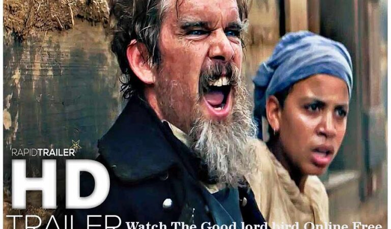 The Good lord Bird: Release Date, Series, Cast, Plot | Trailer Watch Online on HBO