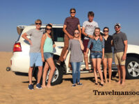 Excursion Experience in the UAE