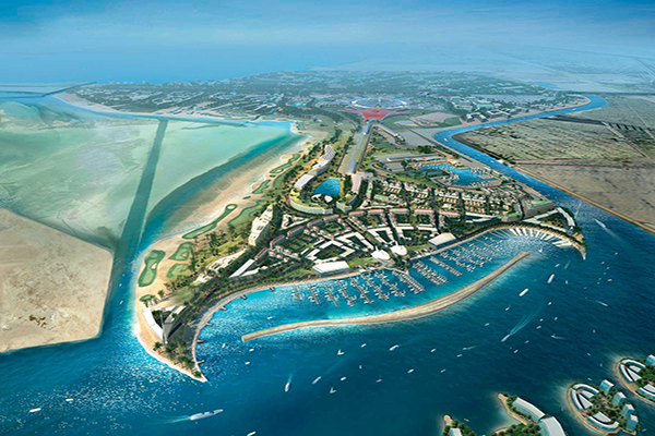 Travelling to Abu Dhabi? 6 Reasons Why You Should Visit Yas Island