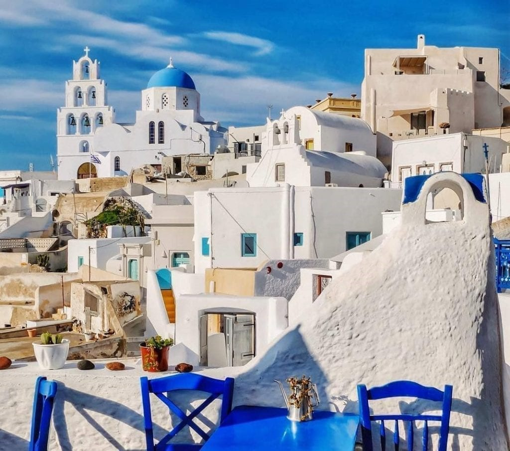 Visiting Santorini? Reasons Why You Should Stay in Pyrgos Village