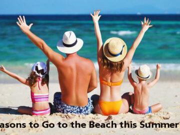 Beach Trip this Summer