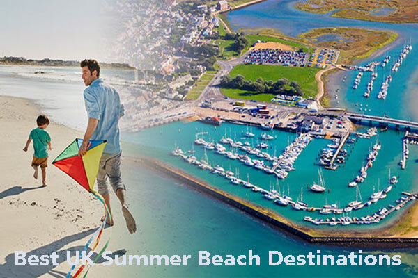 Four Best UK Summer Beach Destinations