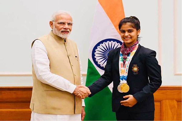 Manu Bhaker Wiki, Age, Height, Weight, Family, Body Size, Husband or Salary