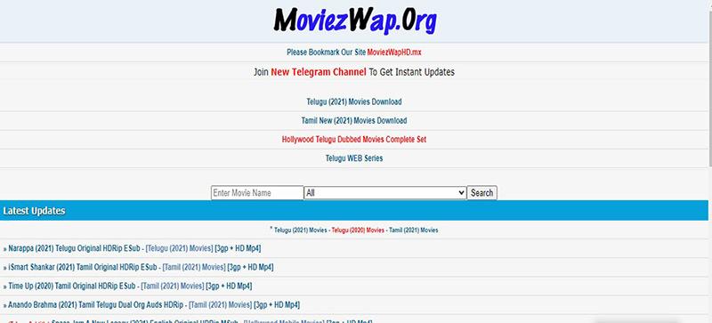 Moviezwap Telugu